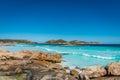 Rocks On The Beach, Lucky Bay, Esperance