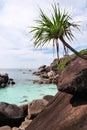 Rocks beach, Similan Islands, Thailand Royalty Free Stock Photo