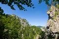 Skaly v Malej Fatre, Slovensko