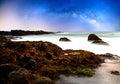Skalnatý pobřeží a