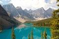 Rocky Mountain Lake Royalty Free Stock Photo