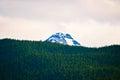 Rocky Mountain View Royalty Free Stock Photo