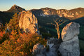 Rocky nature scenery