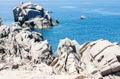 Rocky Seascape In Sardinia