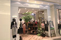 Rococo shop in hong kong located apm shopping mall kung tong is a clothes retailer Stock Images