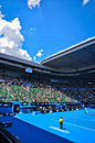 Rod Laver Arena Royalty Free Stock Photo