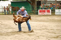 Rodeo south myrtle creek douglas in early june Royalty Free Stock Images