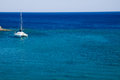 Rodos sea Royalty Free Stock Photo