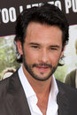 Rodrigo Santoro arrives at the  Royalty Free Stock Photo