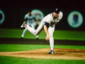 Roger Clemens Boston Red Sox Royalty Free Stock Image