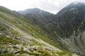 Rohace western Tatra mountains, Slovakia