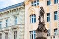 Roland Fountain on Main Square, Bratislava