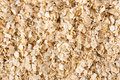 Rolled oats background Stock Photography