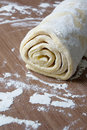 Rolled Pastry Royalty Free Stock Photo