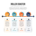 Roller Coaster Infographic