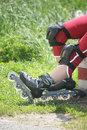 Rollerblades Royalty Free Stock Photos