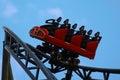 Rollercoaster Royaltyfria Bilder