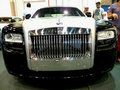 Rolls Royce Ghost Royalty Free Stock Photo