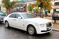 Rolls-Royce Ghost Royalty Free Stock Photo