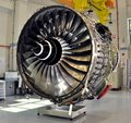 Rolls Royce Trent 500 Royalty Free Stock Photo