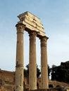 Roma - Forum Romanum Stock Photography