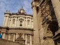 Roma - Forum Romanum Stock Photo