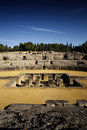 Roman Amphitheatre Royalty Free Stock Photos