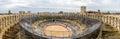 Roman amphitheatre in Arles - UNESCO heritage in France