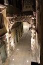 Roman arch in Rijeka Royalty Free Stock Photo