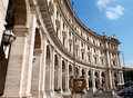 Roman architecture Stock Photography