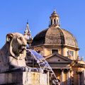 Roman architecture Royalty Free Stock Photos