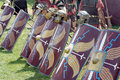 Roman army Stock Photos