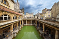Roman bath Royalty Free Stock Photography