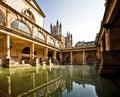 Římský vany koupel velká británie