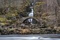 Roman Bridge ,Glen Lyon Royalty Free Stock Photo