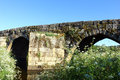 Roman bridge idanha a velha portugal at Stock Image