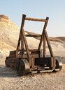 Roman Catapult Royalty Free Stock Photos