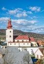 Roman catholic church in Divin village, Slovakia