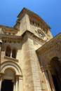Roman catholic church on the island of gozo malta national shrine blessed virgin ta pinu Stock Image