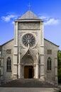 Roman catholic church in jalta crimea ucraina Fotografia Stock Libera da Diritti