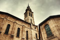 Roman Catholic Church in Paris Royalty Free Stock Photo