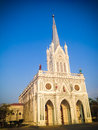 Roman catholic church the in thailand Stock Photography