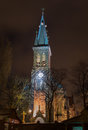 Roman catholic parish zabrze poland upper silesia Stock Images