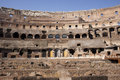 Roman coliseum Immagine Stock