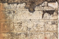 Roman fresco pompeii a marble like in an ancient town city near modern naples in the italian region of campania which was Royalty Free Stock Photo