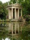 Roman Garden Stock Photo