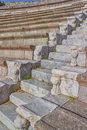 Roman Pergamum - Asklepion Royalty Free Stock Photos
