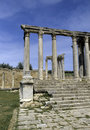 Roman ruins- Tunisia Stock Images
