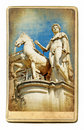 Roman sculpture Royalty Free Stock Image