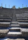 The roman theatre in the extensive roman ruins at vaison la roma romaine provence france these gallo remains are situated very Stock Photography